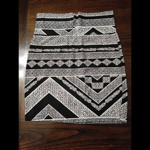 prestinedesign Skirts - ❤️💜Multi-Patterned Skirt- High or Low Waist